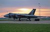 Vulcan dawn at DSA.