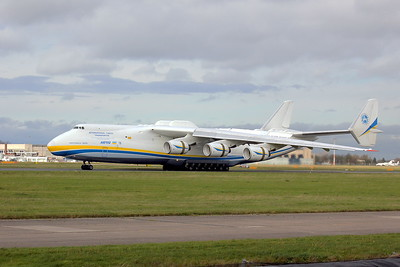 Antonov Airlines, An-225, UR-82060 By Clive Featherstone.