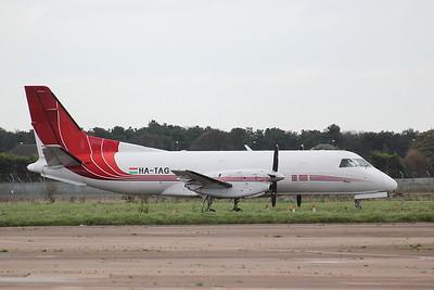 Fleet Air International Saab340A(F), HA-TAG By CLive Featherstone.