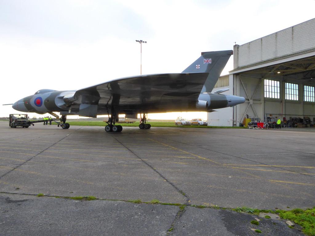 Vulcan XH558<br /> By Kev Barwell.