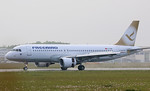 Freebird Airlines, A320, TC-FBH By Correne Calow.