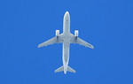 Freebird Airlines, A320, TC-FBV over the airfield By Correne Calow.