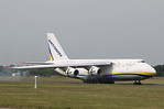 Antonov Airlines, An-124-100, UR-82073 By Correne Calow.
