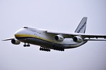 Antonov Airlines, An-124-100, UR-82073 By Ray Spencer.