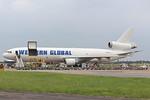 Western Global Airlines, MD-11F, N545JN By Graham Miller.
