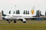 Thomas Cook, A320, LY-VEN By Clive Featherstone.