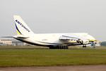 Antonov Airlines, An-124-100, UR-82073 By Graham Miller.