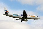 BH Airlines A320 LZ-BHH By Graham Miller.