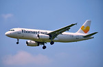 Thomas Cook, A320, LY-VEN By Ray Spencer.
