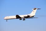Rada Airlines, Ilyushin IL-62, EW-450TR By Graham Miller.
