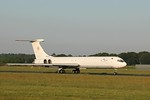 Rada Airlines, Ilyushin IL-62, EW-450TR By Clive Featherstone.