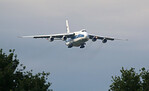 Volga Dnepr Airlines, An-124-100, RA-82047 By Correne Calow.