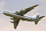 Volga Dnepr Airlines, An-124-100, RA-82047 By Graham Vlacho.