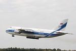 Volga Dnepr Airlines, An-124-100, RA-82047 By Graham Miller.